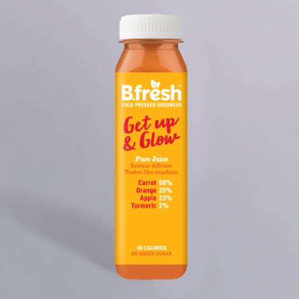 B.Fresh Get Up & Glow Juice 250ml