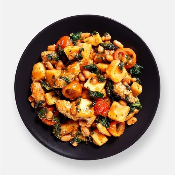 Meat Free Bean & Potato Pot - 318 kcal