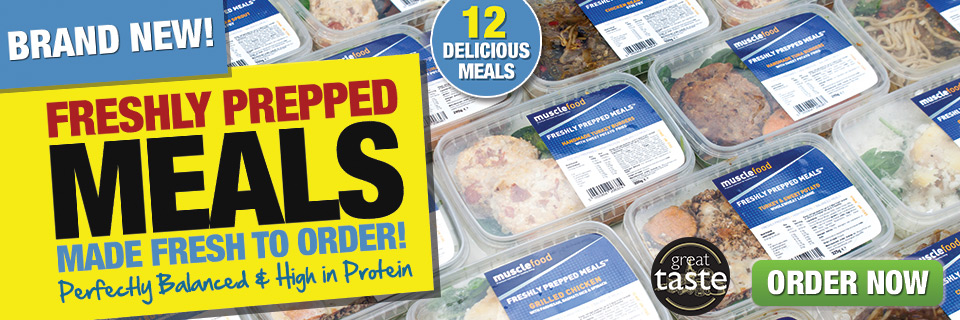 Freshly Prepped Meals