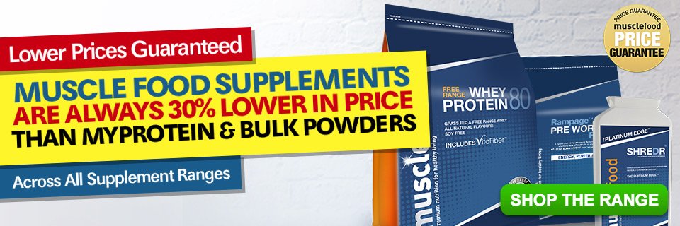 Supplements - Guaranteed Prices