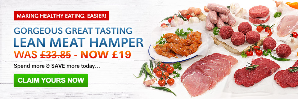Great Tasting Lean Meat Hamper