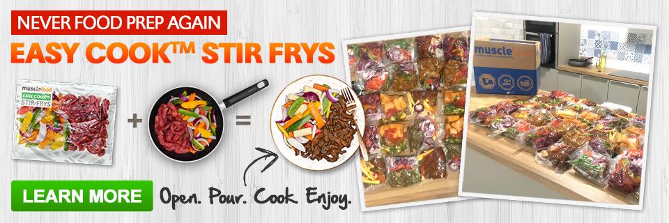 Easy Cook™ Stir-Frys