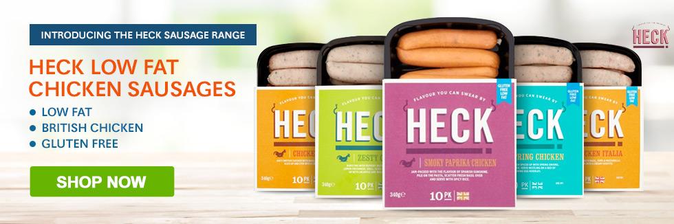 Heck sausage range