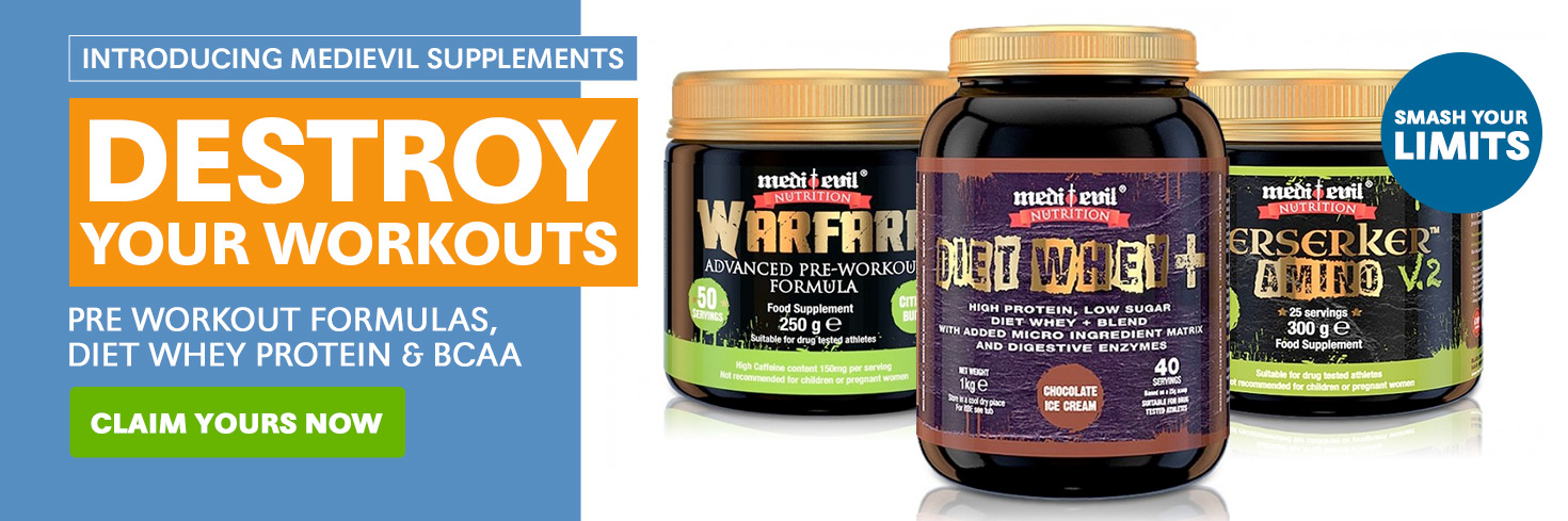 Medi Evil supplements