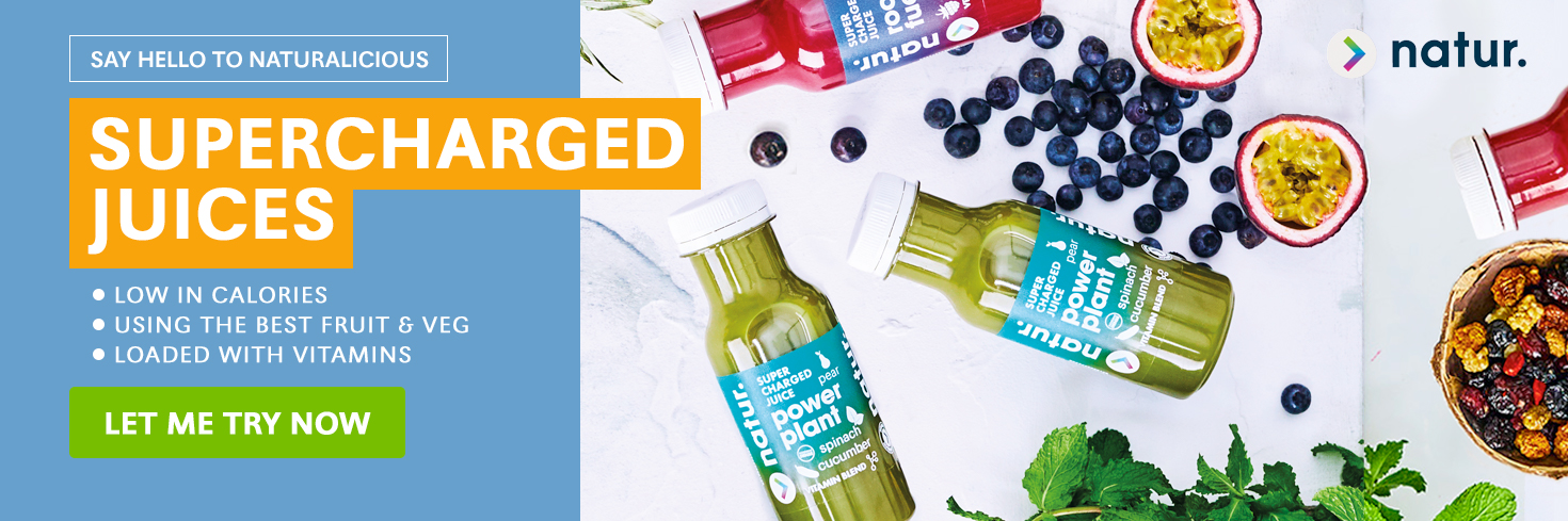 Natur Supercharged Juices