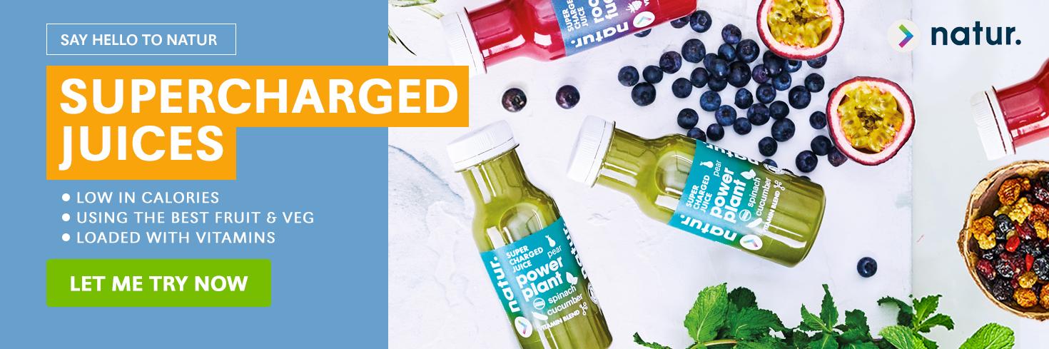 Natur Supercharged Juices