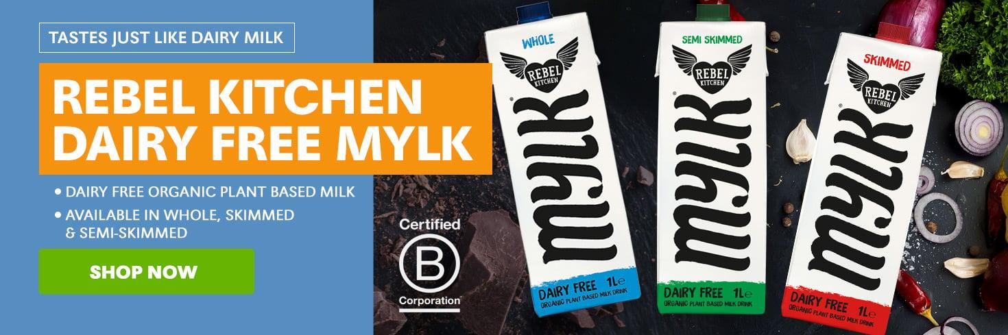Rebel Kitchen Mylk