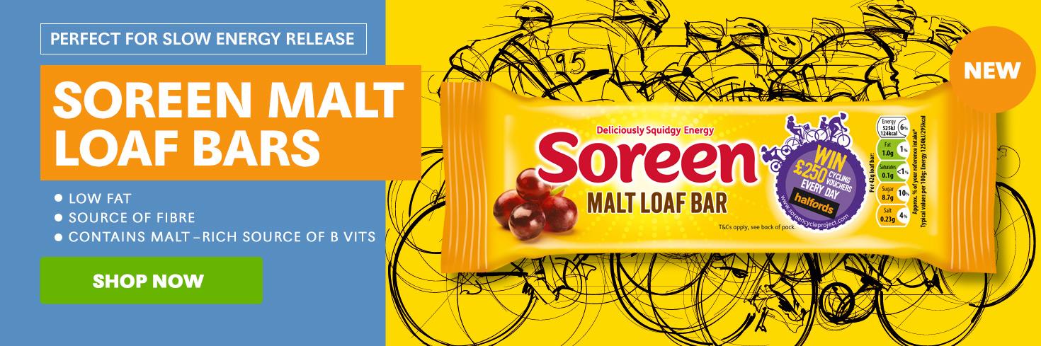 Soreen Malt Loaf Bars