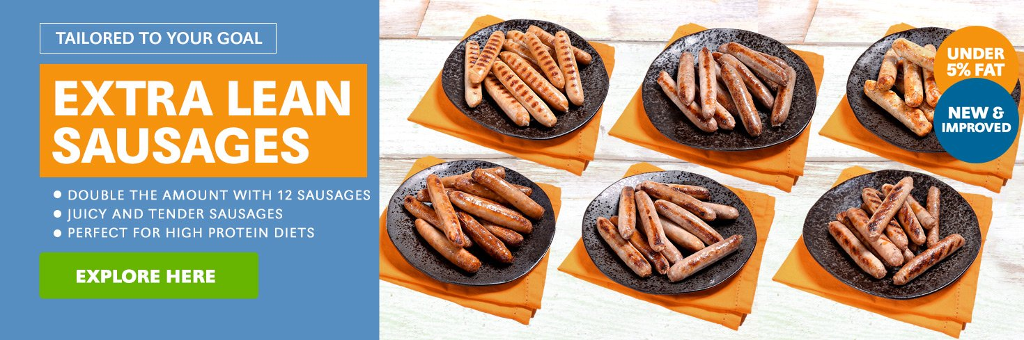 Muscle Food Sausages