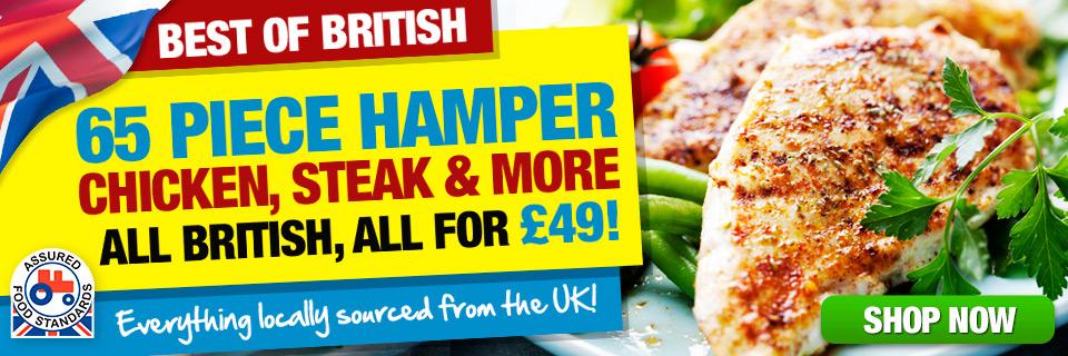 Best Of British Hamper