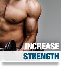 Increase Strength
