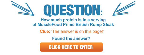 Win a protein packed hamper