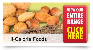 Hi-Calorie Foods