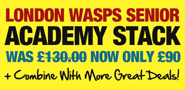 Wasps Senior Academy Pack:
