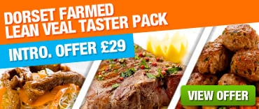 Dorset Farmed Lean Veal Taster Pack