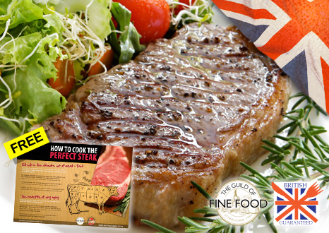 Free Rump Steak worth £5.61