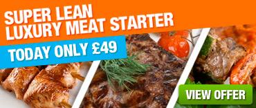 Super Lean Meat Starter Pack