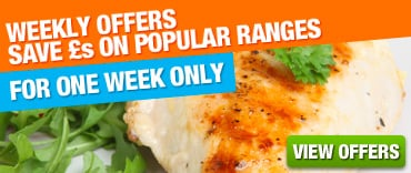 Weekly Offers - Save £s on Popular Ranges