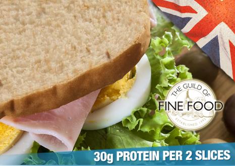 30g Protein Per 2 Slices
