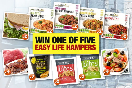Win Our Easy Life Hamper
