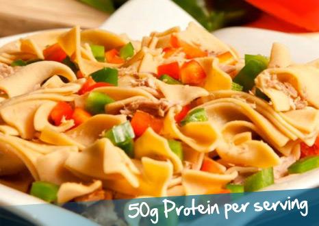 50g Protein per serving