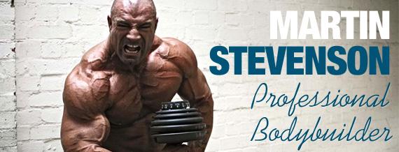 Martin Stevenson - Bodybuilder
